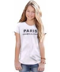 Arizona T-Shirt mit Frontdruck für Mädchen weiß 128/134,140/146,152/158,164/170