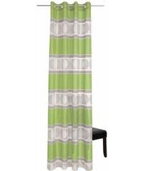 deko trends Vorhang Cannes (1 Stück) grün 1 (H/B: 245/140 cm)