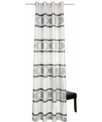 Vorhang Cannes (1 Stück) deko trends grau 1 (H/B: 245/140 cm)