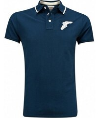 Poloshirt Goodyear blau L,S,XL,XXL,XXXL