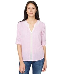 Tom Tailor Damen Bluse striped feminine blouse lila 34,36,38,42,44,46