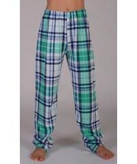 Cool Comics Dětské pyžamové kalhoty Tomáš - zelená
