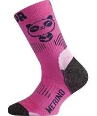 LASTING LA-WJA-480: Dětské merino ponožky LASTING