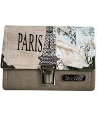 069b4bfc84e Dara bags Peněženka DARA BAGS Third Line Purse No. 242 I love Paris