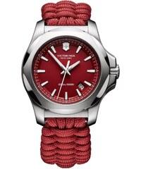 Victorinox I.N.O.X. Paracord Uhren-Set Rot 241744