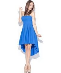 KATRUS Dámské šaty KATRUS K031 modré