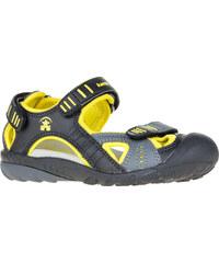 Kamik Dětské sandály - žluto-černé