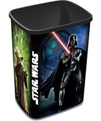 Curver Odpadkový koš Star Wars, 25 l - černý