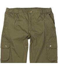 Lesara Lavecchia Herren-Cargo-Shorts - Khaki - 50