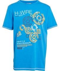 Haywire Jungen Treal French T-Shirt Blau