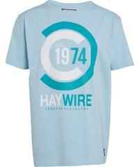 Haywire Jungen Victree Cool T-Shirt Blau