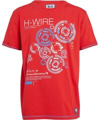 Haywire Jungen Treal Formula One T-Shirt Rot