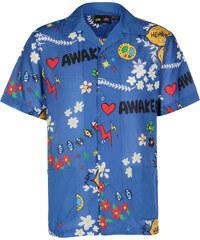 adidas Pw Doodle chemise manches courtes eqt blue/white