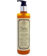 Tekuté mýdlo 240ml od Taylor of Old Bond Street – Sandalwood