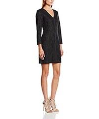 Almost Famous Damen Kleid V-neck Lace