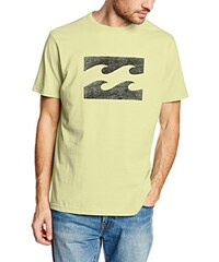 G.S.M. Europe - Billabong Herren T-Shirt GHOSTED Short Sleeve