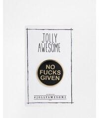 Jolly Awesome - Attitude - Pin's émaillé - Multi