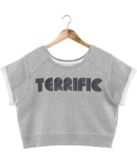 French Disorder Terrific - Sweat-shirt - gris chine