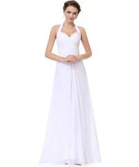 Ever Pretty nejen svatební šaty bílé 8487 c373036cec