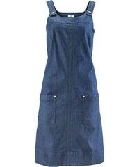 bpc bonprix collection Strečové džínové šaty bonprix