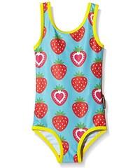Maxomorra Unisex Baby Baby Badebekleidung Strawberry Turquoise