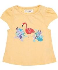 Sense Organics Baby - Mädchen T-Shirt Gada T-shirt Flamingo