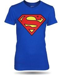 Tričko s logem Superman dámské oficiální kolekce Superman