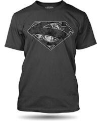 Tričko Superman logo dark pánské oficiální kolekce Superman