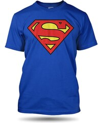 Tričko s logem Superman pánské oficiální kolekce Superman