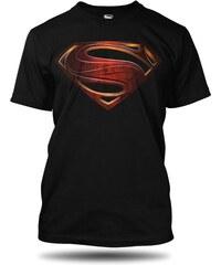 Tričko Superman Man of Steel pánské oficiální kolekce Superman
