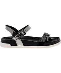 Sandales plates jeannot 37061 n