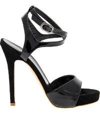 Sandales à talons chon 1082