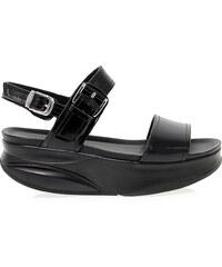 Flache sandalen mbt asha