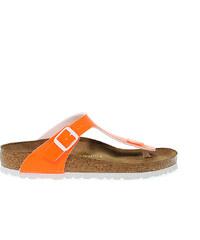 Sandales plates birkenstock 847251