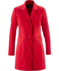 bpc selection Blazer long rouge manches longues femme - bonprix