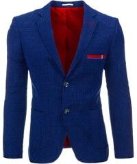 Elegantní tmavě modré pánské sako