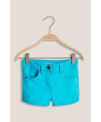 Esprit Strečové šortky z měkké bavlněné směsi
