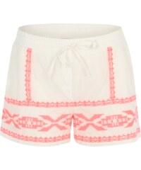 Rich & Royal Shorts mit Stickerei