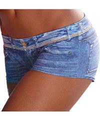 KANGAROOS Koupací šortky, KangaROOS džínově modrá