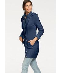 kangaroos_mode Úpletový kabátek, Kangaroos námořnická modrá - Normální délka (N)