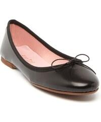 Ann Tuil Sara - Ballerines - en cuir noir