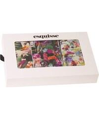 Esquisse Paris Lingerie Fleur de peau - Lot de 3 culottes - multicolore