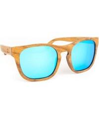 Ozed Blue Tree - Lunettes de soleil mixte
