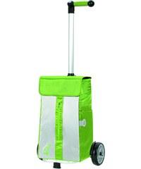 Andersen Nákupní taška na kolečkách UNUS SHOPPER® VITA 140-043-50 zelená