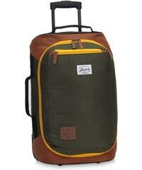 BestWay Cestovní taška na kolečkách 40191-2600 olivově zelená