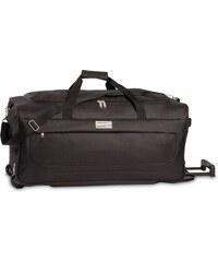 Southwest Cestovní taška na kolečkách 30261-0100 černá