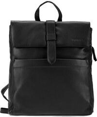 ESTELLE Dámský kožený batoh 0141 černý