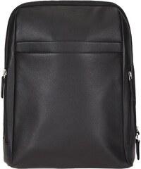 ESTELLE Kožený batoh na formát A4 0965 černý