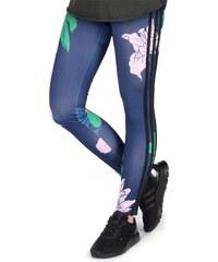 adidas W Leggings blue/green/pink
