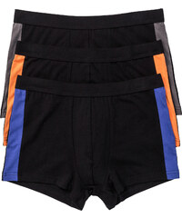 bpc bonprix collection Lot de 3 boxers noir lingerie - bonprix